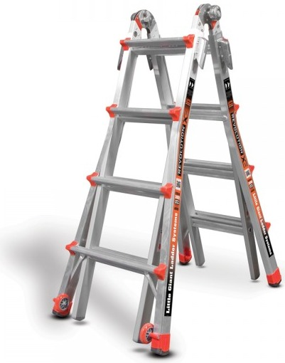 17 1a Demo Revolution Little Giant Ladder 12017 Ebay