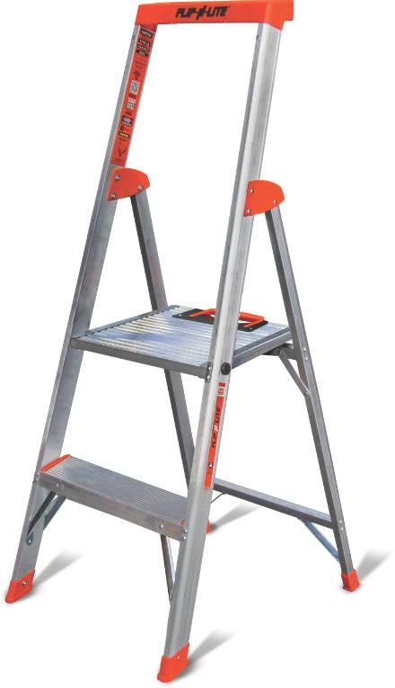 Little Giant 4 Flip N Lite Step Ladder Lightweight 15272