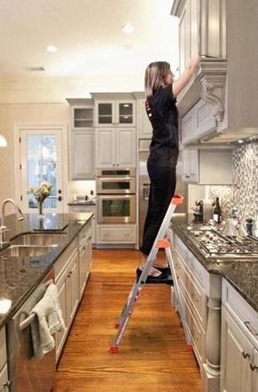 Little Giant 4 Flip N Lite Step Ladder Lightweight 15272 New