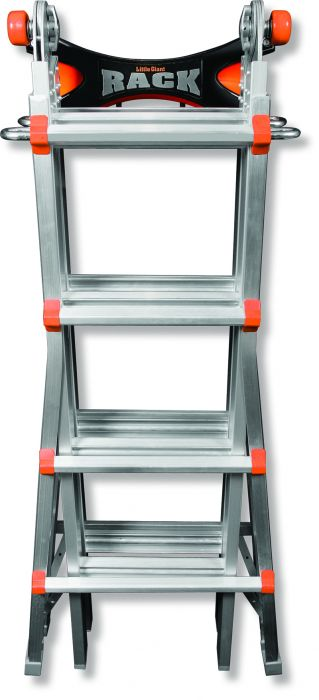 Little Giant Ladder Rack