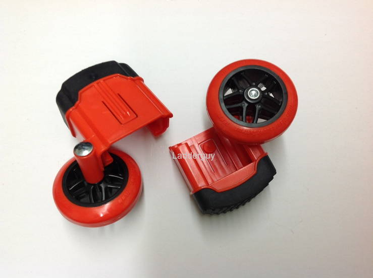 Wheel Foot Kit For Revolution Xtreme Velocity And Lt