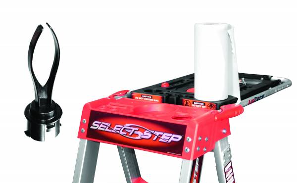 Step Ladder Gs Manufacturers Mail: Little Giant Paper Towel Holder Fits Xtreme And Select