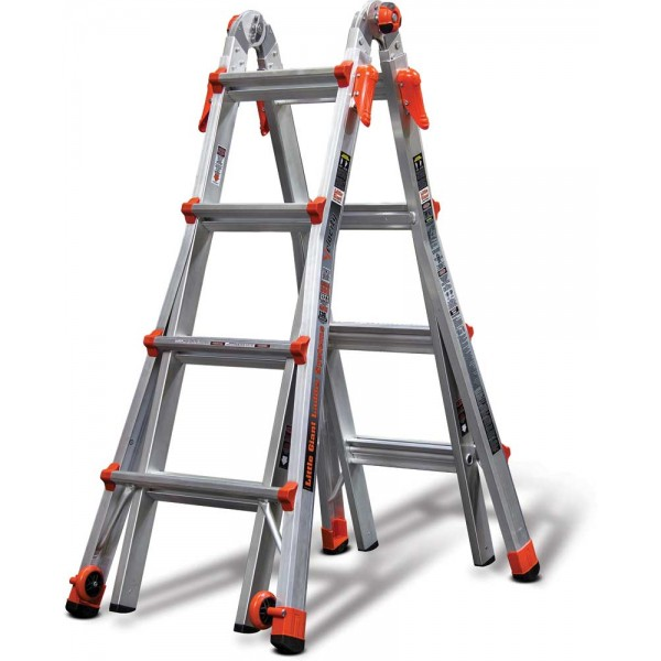 17 1a Velocity Little Giant Ladder 15417 001 300lb Rating