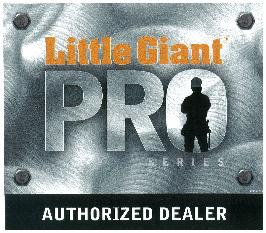 Little Giant Pro Series Dealer
